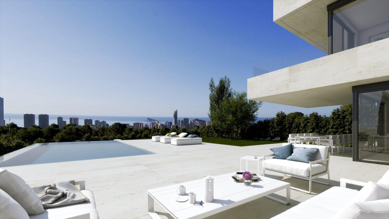 Luxueus relaxen in de Mediterrane zon